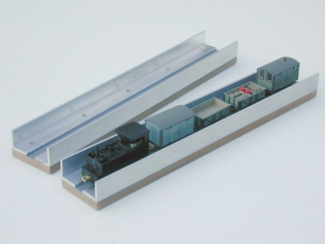 N Gauge Stock Storage Cassette